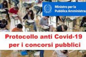 Protocollo concorsi pubblici